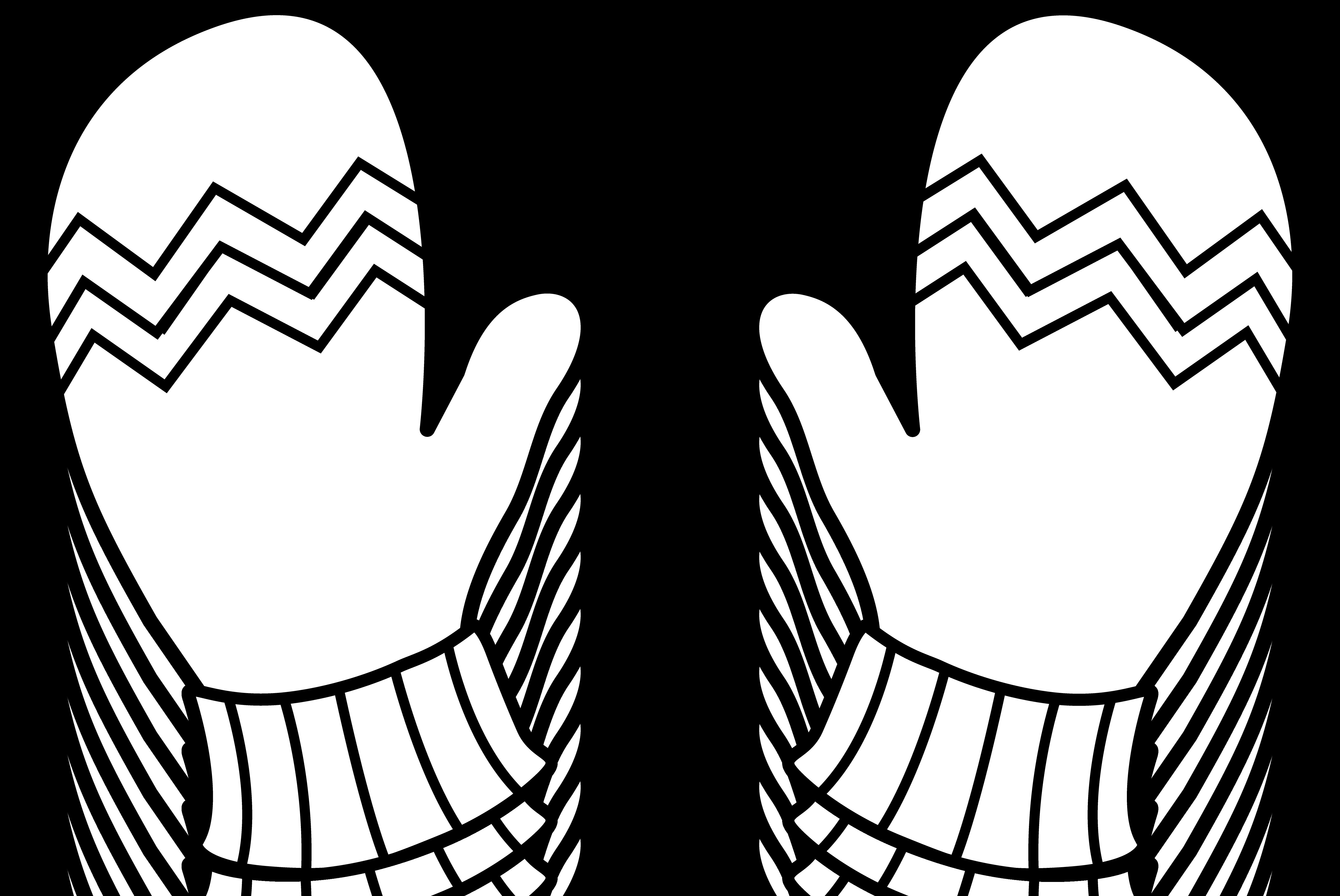 Bonfire clipart winter Clip Print White Gloves 2404