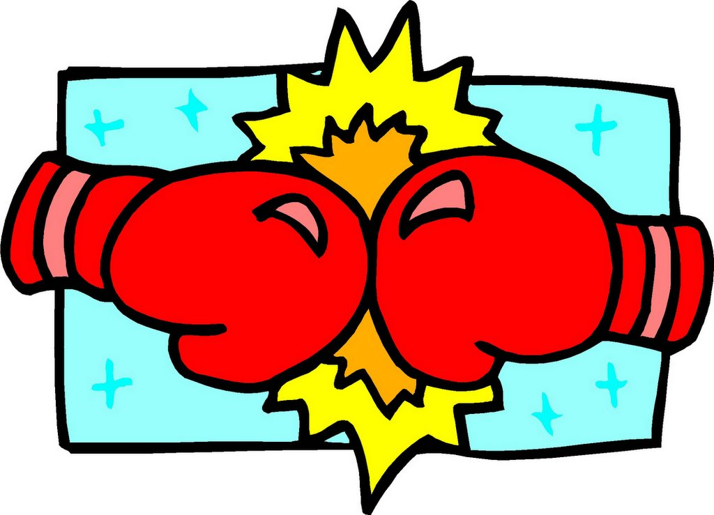 Boxer clipart feud Things Cartoon Pinterest Book All