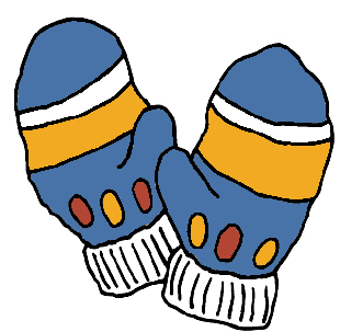 Glove clipart clothes Donate clothes your clothes winter