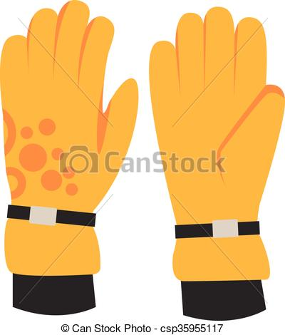 Glove clipart clothes Glove  Snowboard Elements Clothes