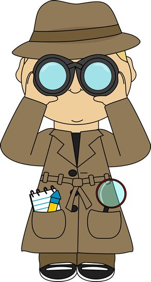 Sherlock Holmes clipart mystery box Detective For on Pinterest My