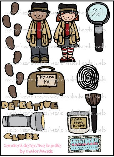 Codeyy clipart mysterious Art Art My about Detective