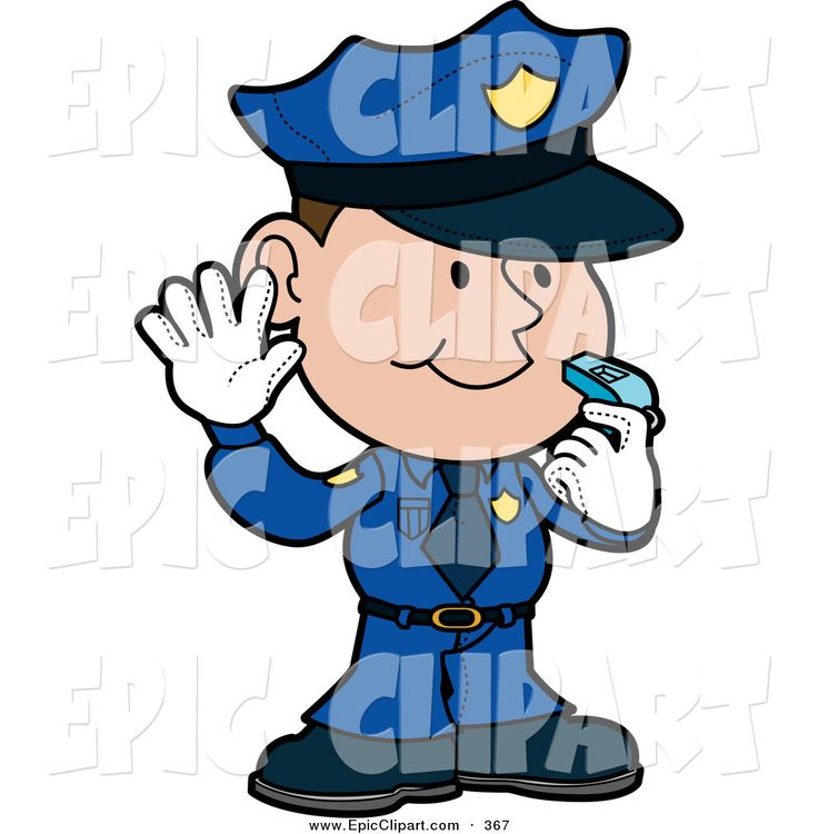 Glove clipart christmas Detective Clip Clip Police My