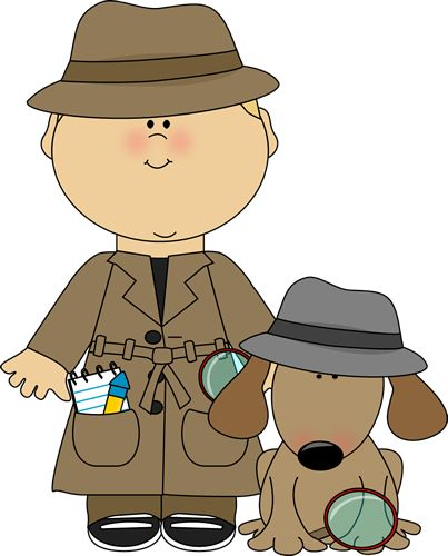 Sherlock Holmes clipart kid detective Detective on Police My this