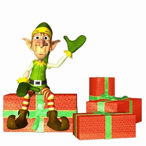 Glove clipart elf GO Free Download Clip on