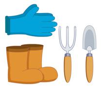 Glove clipart garden glove Pictures  Gardening Gardening From: