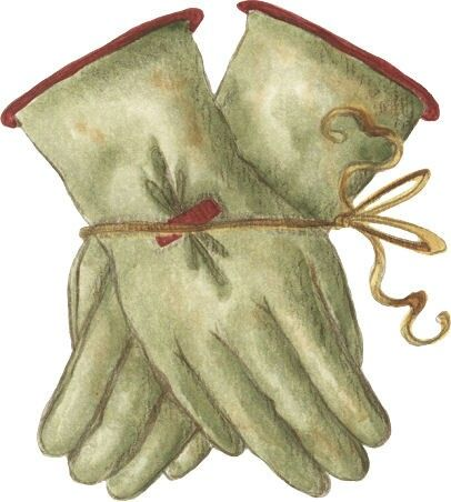 Glove clipart garden glove Pinterest gloves & Outdoors images