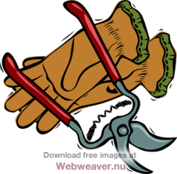 Glove clipart garden glove RoyaltyFree magiel clipart of info