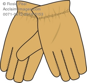 Glove clipart gardening glove Gardening of Free Royalty Free