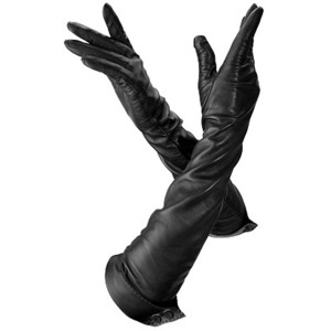 Glove clipart long Aspinal London Gloves/Mittens Ladies Leather
