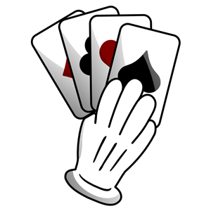 Card clipart magic And formats gloves cards of