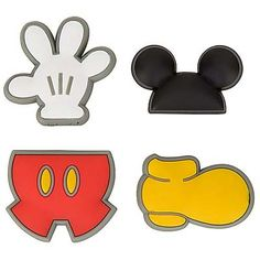 Glove clipart minnie mouse #1