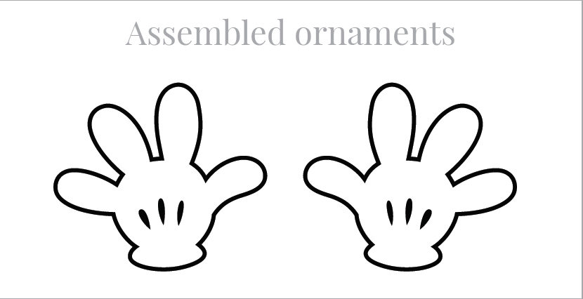 Glove clipart minnie mouse #8
