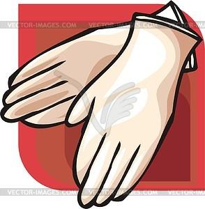 Glove clipart plastic glove Plastic (8+) art gloves medical