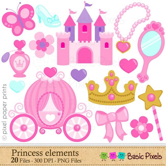 Glove clipart princess Clip commercial Princess Art art