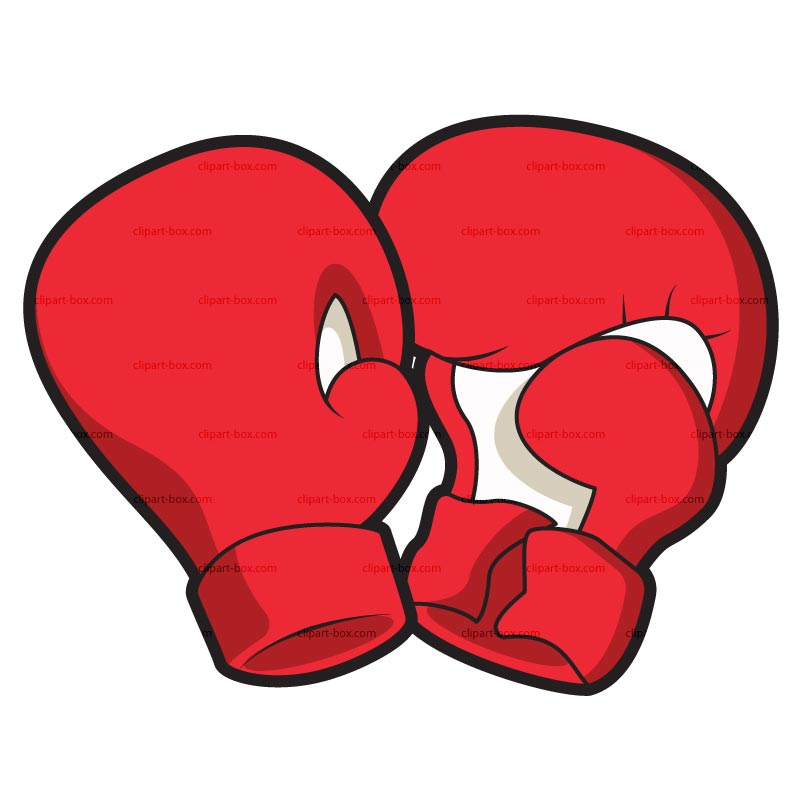 Boxer clipart animated – Punching clipart Ing art