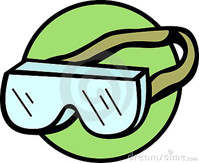 Glove clipart safety goggles Lab goggles Collection goggles clipart