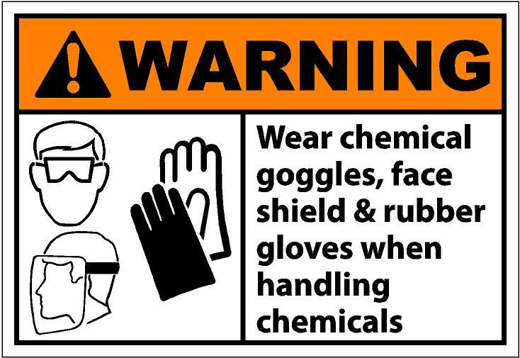 Glove clipart safety goggles Store: Clip SAi Art