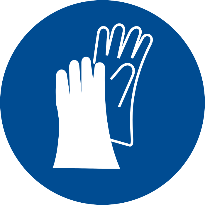 Glove clipart science 1 signs ppe Safety and