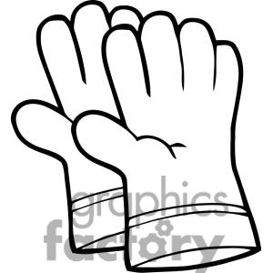 Glove clipart science Black Clipart And Panda Clipart