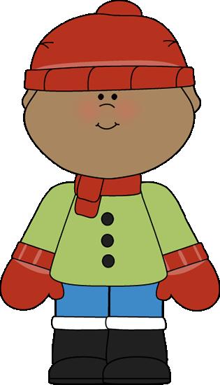Winter clipart little boy Coat Clipart Bay Clipart Winter