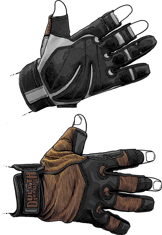 Glove clipart winter gear Duluth Men's Gloves Gloves Carpenter's