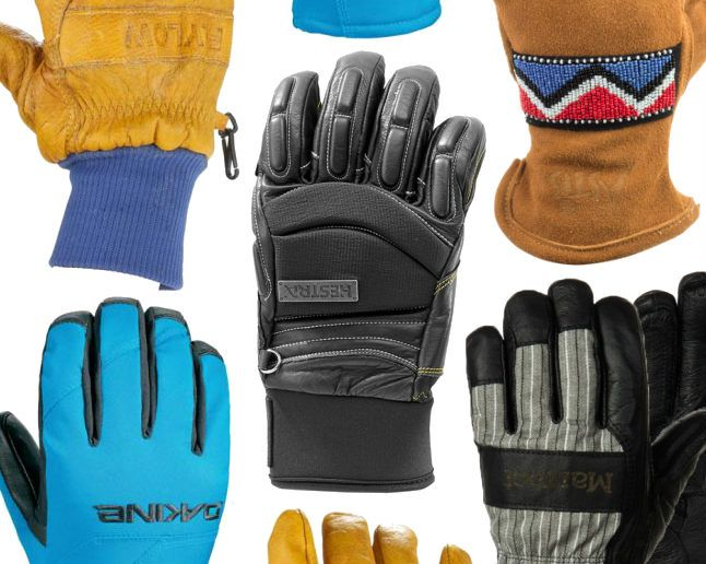 Glove clipart winter gear Warmest 5 Best Test: on