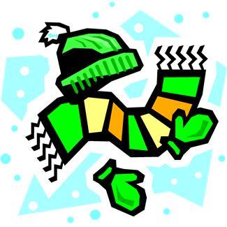 Glove clipart winter hat Monte Winter Monte Monte Munch