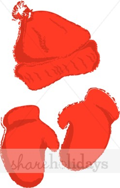 Glove clipart winter hat And  248x388 Mittens Resolution