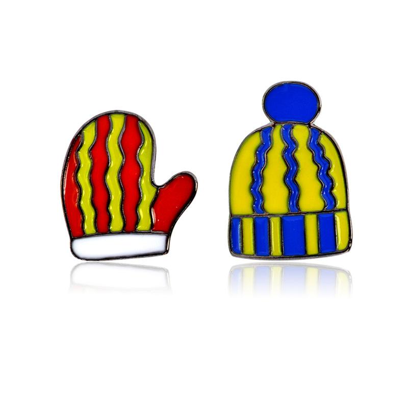 Glove clipart wool hat Cap Denim Gloves Denim Button