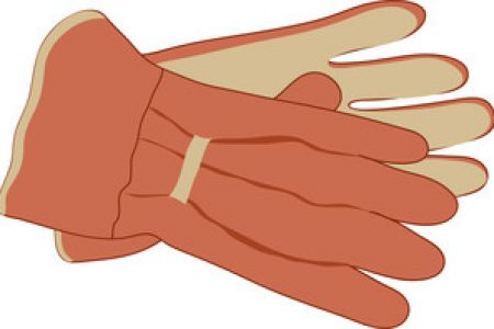 Glove clipart work glove Work Clip Art Related Suggestions