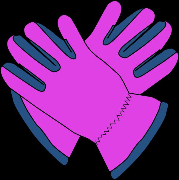 Glove clipart work glove Art Clipart com – Gclipart