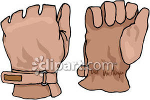 Glove clipart work glove Gloves Gloves Free Work Free