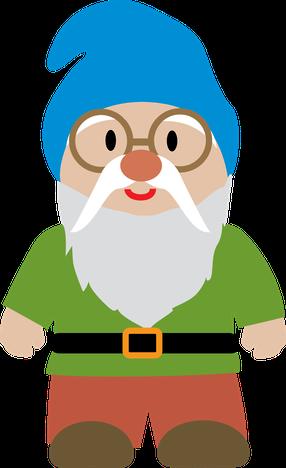 Gnome clipart Blogspot en http://fiestuqueando and Pinterest