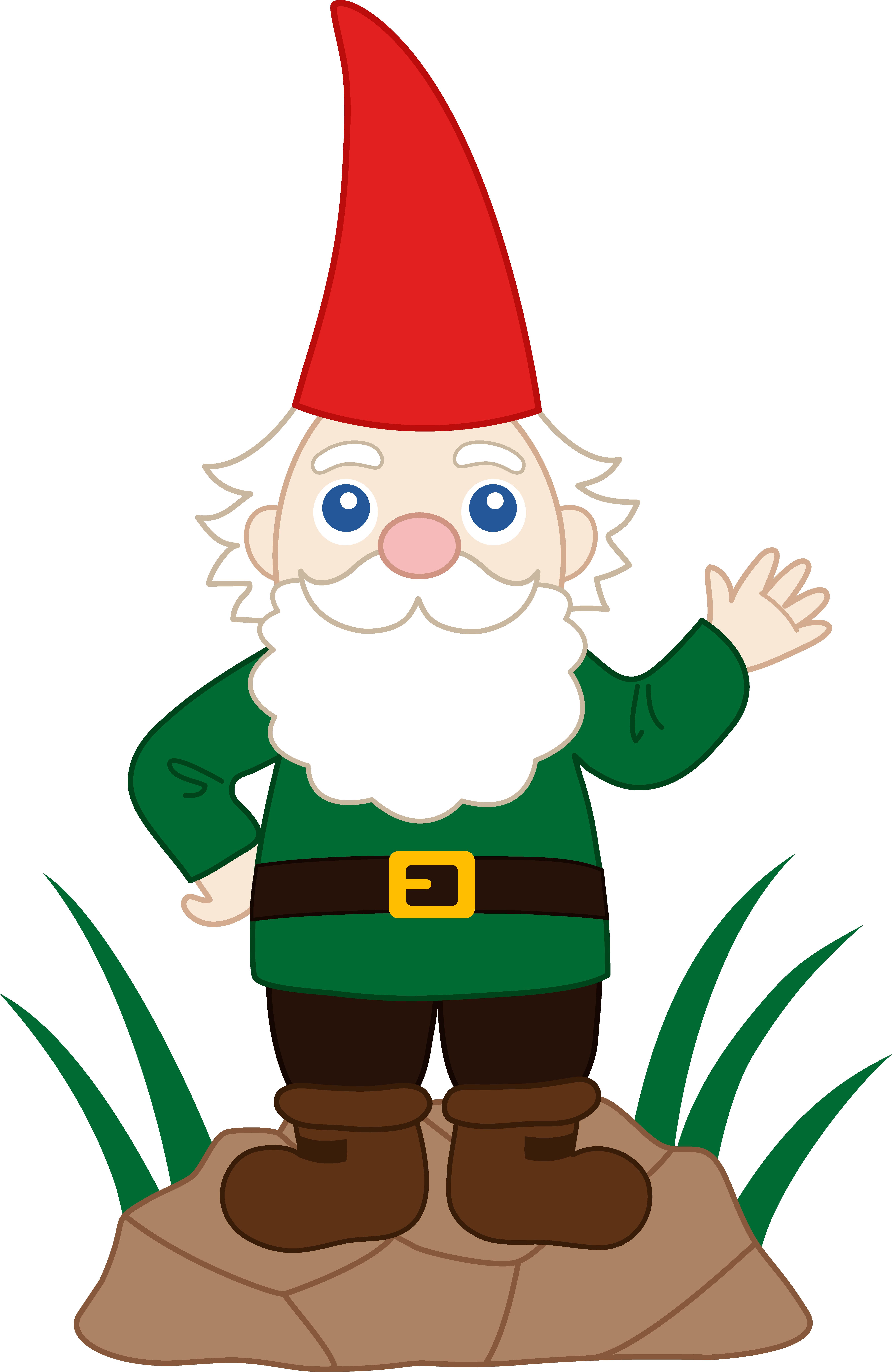 Dwarf clipart Gnome Gnome Art Group Clip