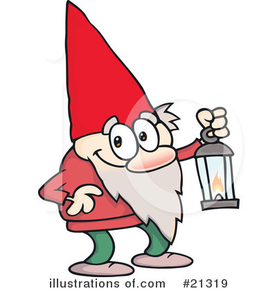 Gnome clipart animated Illustration Gnome by gnurf Clipart