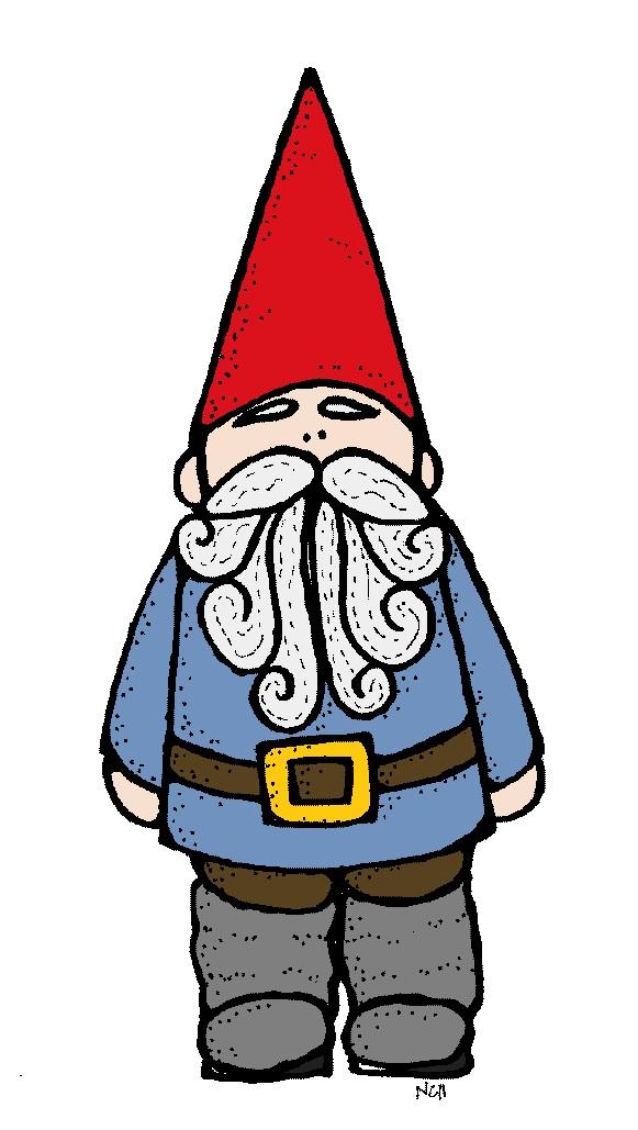 Dwarf clipart garden gnome Art Clip on Clip For
