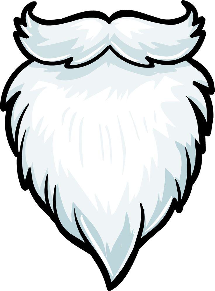 Drawn santa beard Art Beard Art Beard com