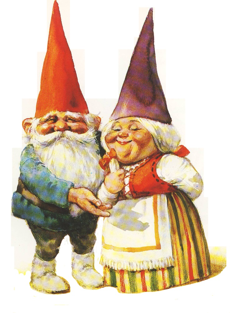 Gnome clipart couple This and Find gnomes on