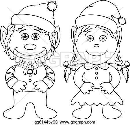 Dwarf clipart black and white Free Royalty Patrick Clip Art