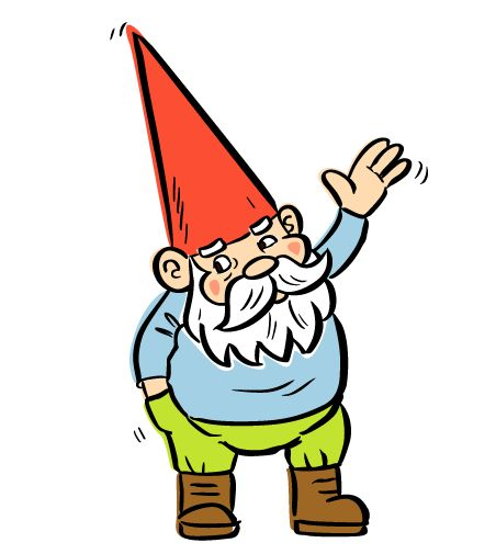 Gnome clipart garden gnome 27 images of the on