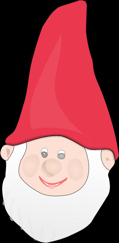 Gnome clipart head Gnome to Public & Face