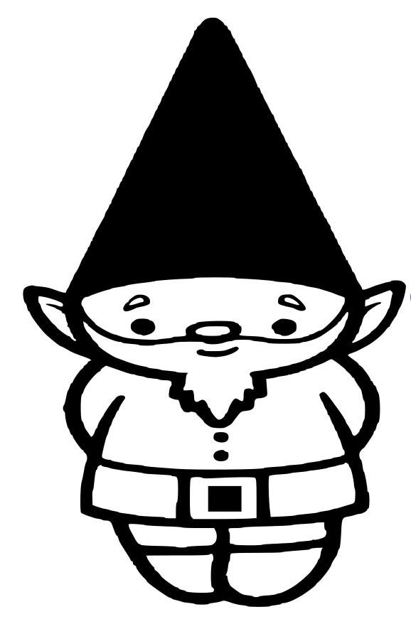 Gnome clipart head Clipart Zone Garden Gnome Gnome
