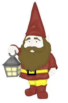 Gnome clipart lawn Pinterest * GNOME * GNOME