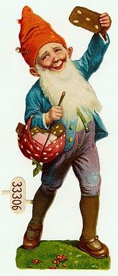 Gnome clipart vintage Art: images and Vintage z