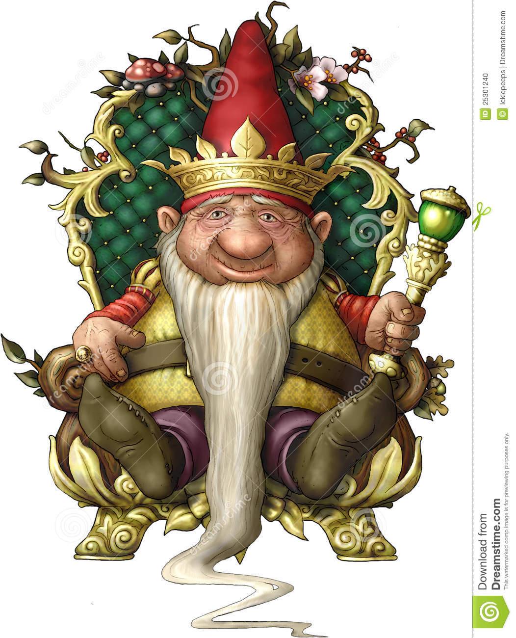 Gnome clipart vintage Gnome Clipart cliparts Gnome King