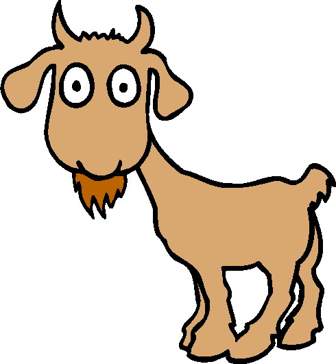 Mountain Goat clipart baby goat #5