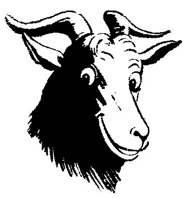 Goats Head clipart Download Goat Clip Goat 2