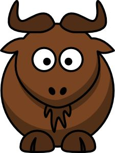 Yak clipart urial Images gnu 37 animals on