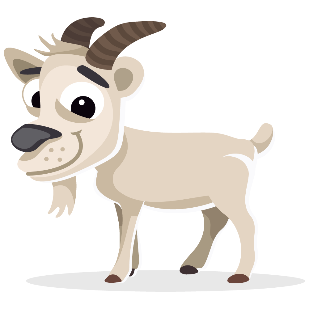 Mountain Goat clipart cute To Use Free · Goat